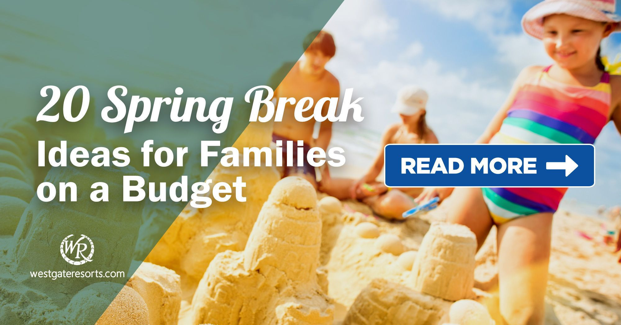 20 Spring Break Ideas for Families on a Budget