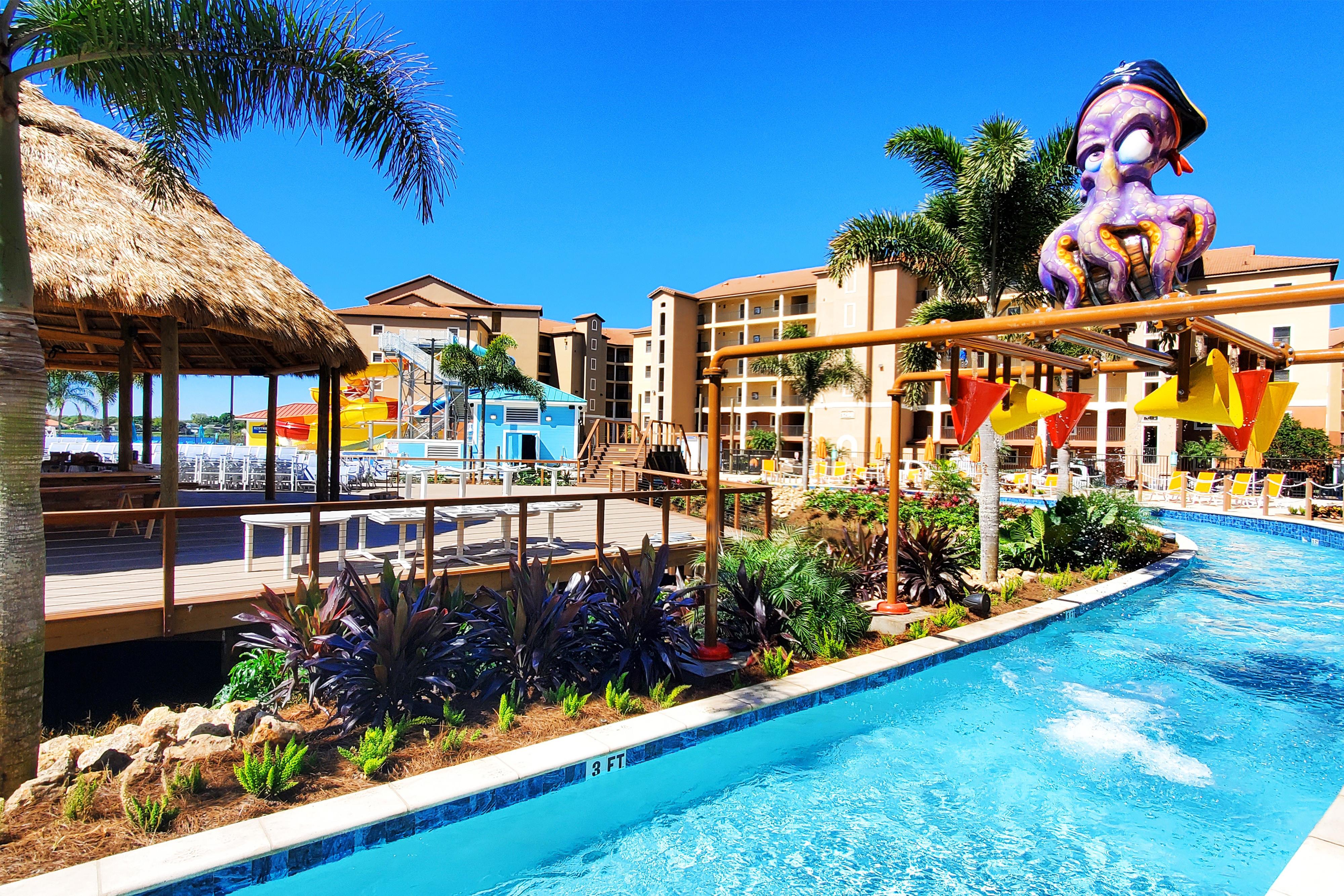Treasure Cove Water Park - Westgate Lakes Resort