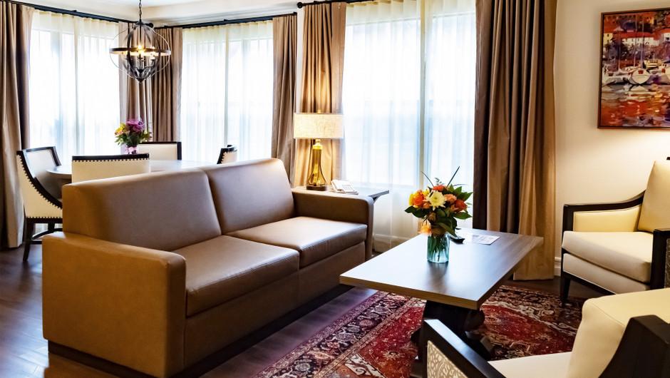 Two Bedroom Villa at our Flamingo Las Vegas hotel   Westgate Flamingo Bay Resort   Westgate Resorts in Las Vegas NV