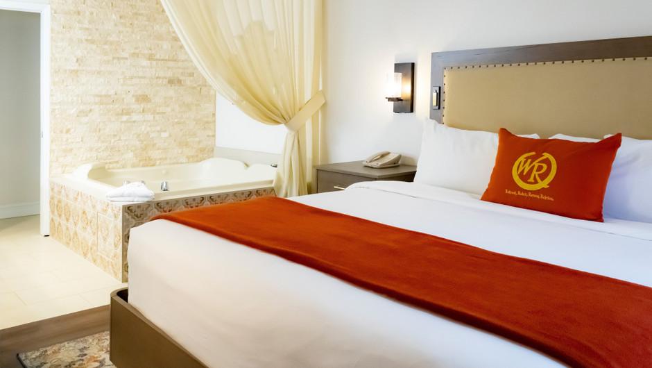 Two-Bedroom Villa at our Flamingo Las Vegas hotel   Westgate Flamingo Bay Resort   Westgate Resorts in Las Vegas NV