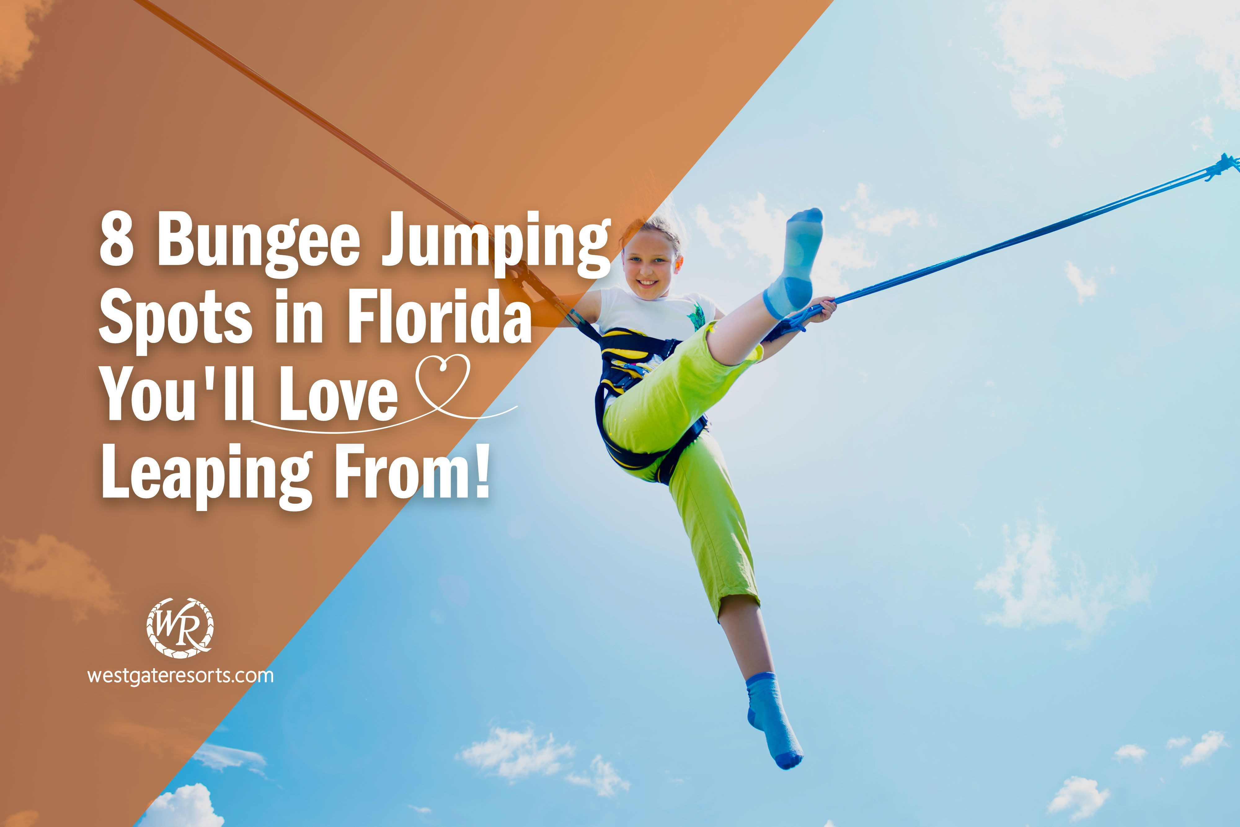 8 Bungee Jumping Spots in Florida You'll Love Leaping From!