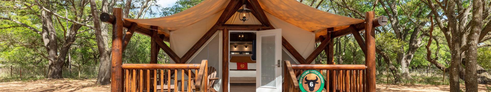 Luxury Glamping | Westgate River Ranch Resort