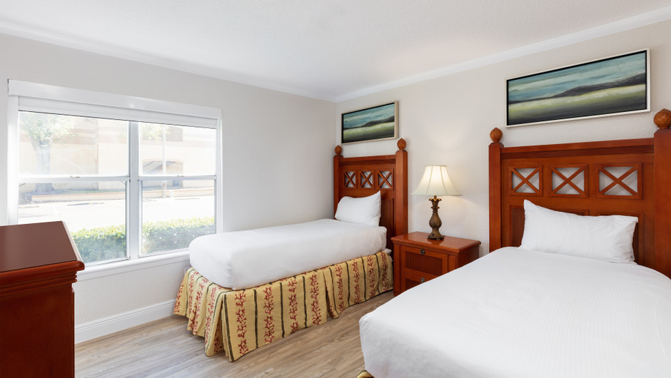 Two Beds in Two-Bedroom Deluxe Villa | Westgate Blue Tree Resort | Westgate Resorts Orlando