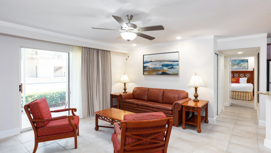 Two-Bedroom Deluxe Villa | Westgate Blue Tree Resort | Westgate Resorts Orlando
