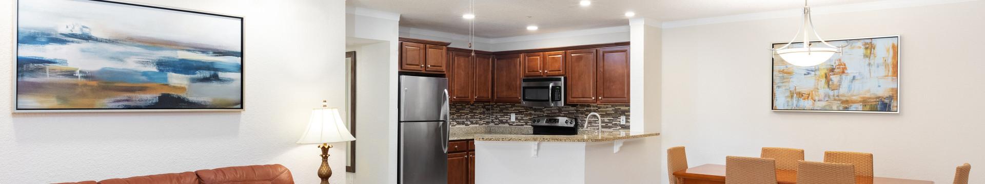 2 Bedroom Suites & Villas Near Lake Buena Vista Florida | Suites Close to Sea World 32836 | Westgate Blue Tree Resort