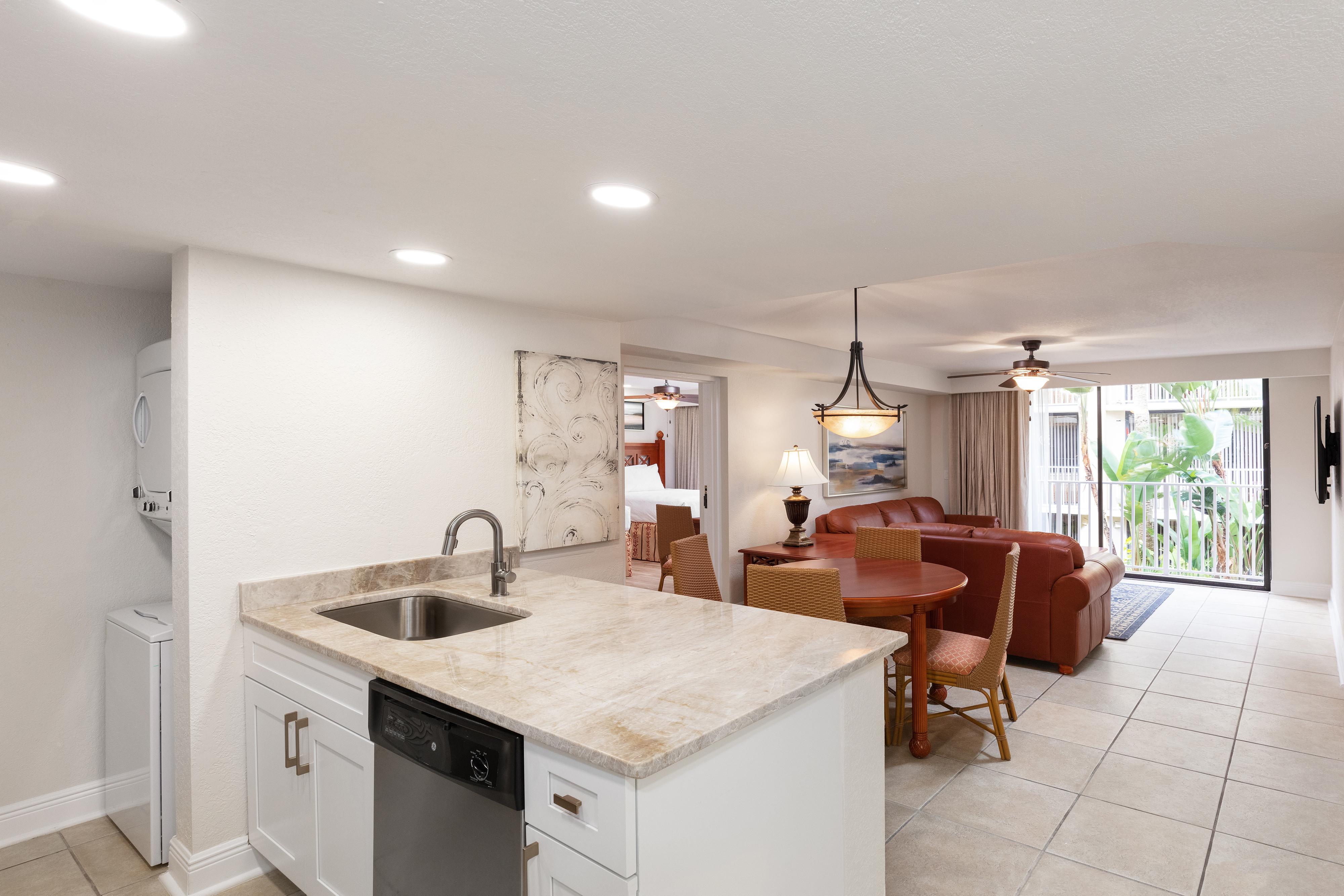 Two-Bedroom Villa at our hotel villas in Orlando Florida | Westgate Towers Resort | Westgate Resorts