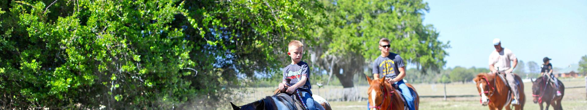 Horseback riding - Westgate River Ranch