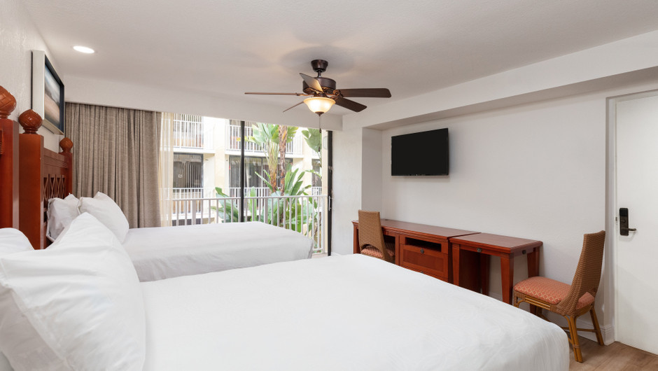 Studio Villas at our hotel villas in Orlando Florida | Westgate Towers Resort | Westgate Resorts