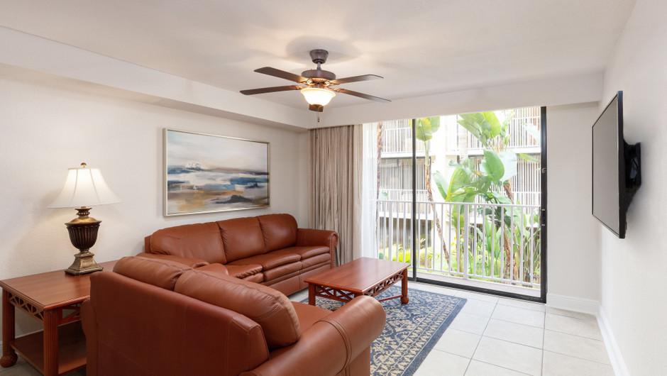 One-Bedroom Villas at our hotel villas in Orlando Florida   Westgate Towers Resort   Westgate Resorts
