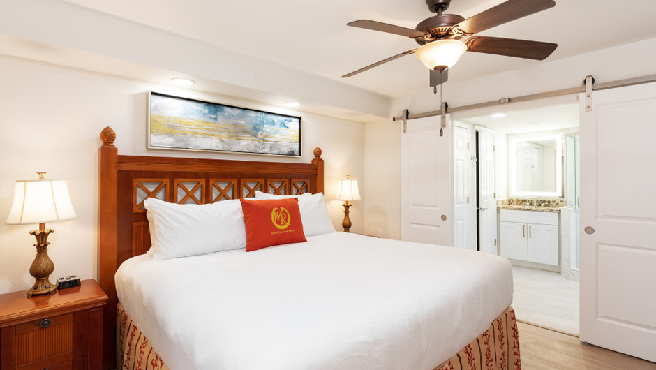2 Beds in Two Bedroom Villa at our hotel villas in Orlando Florida | Westgate Towers Resort | Westgate Resorts
