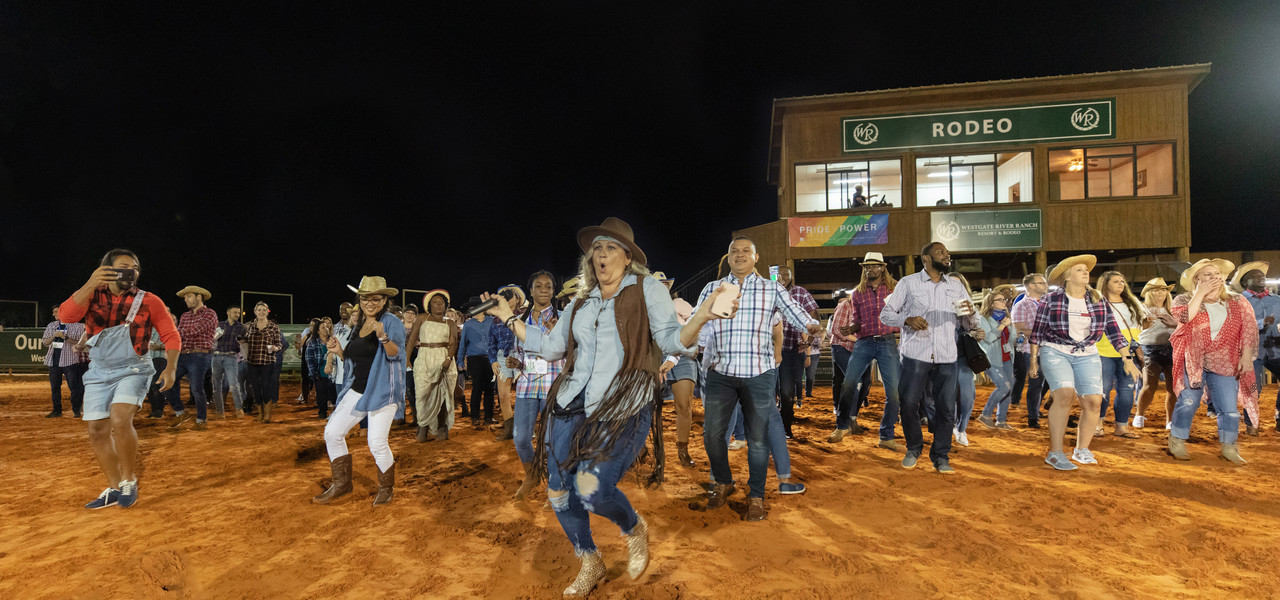 Street Party in River Ranch, FL |  Westgate River Ranch Resort & Rodeo | Westgate Resorts