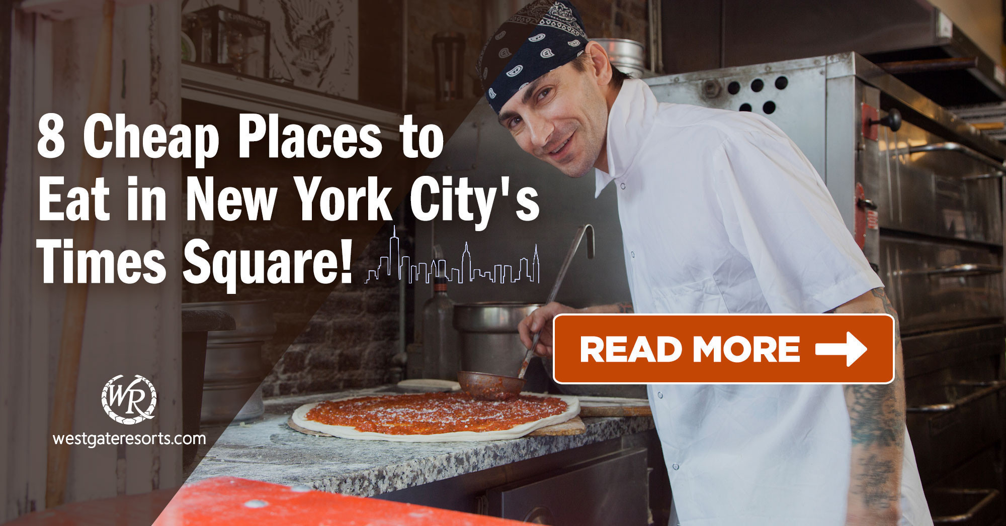 8 Cheap Places to Eat in New York City's Times Square!