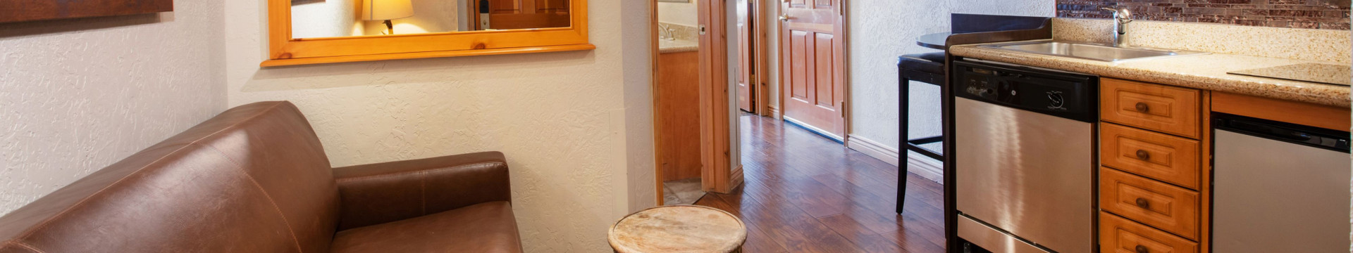 Suites at our Park City, Utah Hotel and Ski Resort | Bedroom in Signature Suite