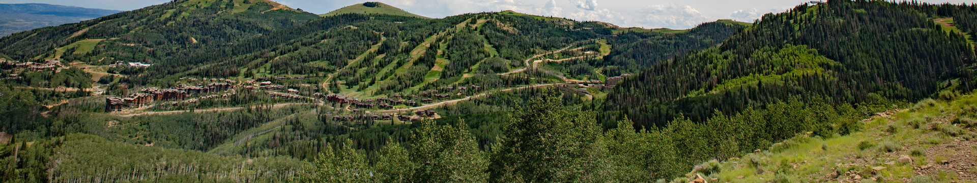 Park City Resort Map and Overview for our Utah Hotel and Ski Resort | Kids Hiking in Mountains