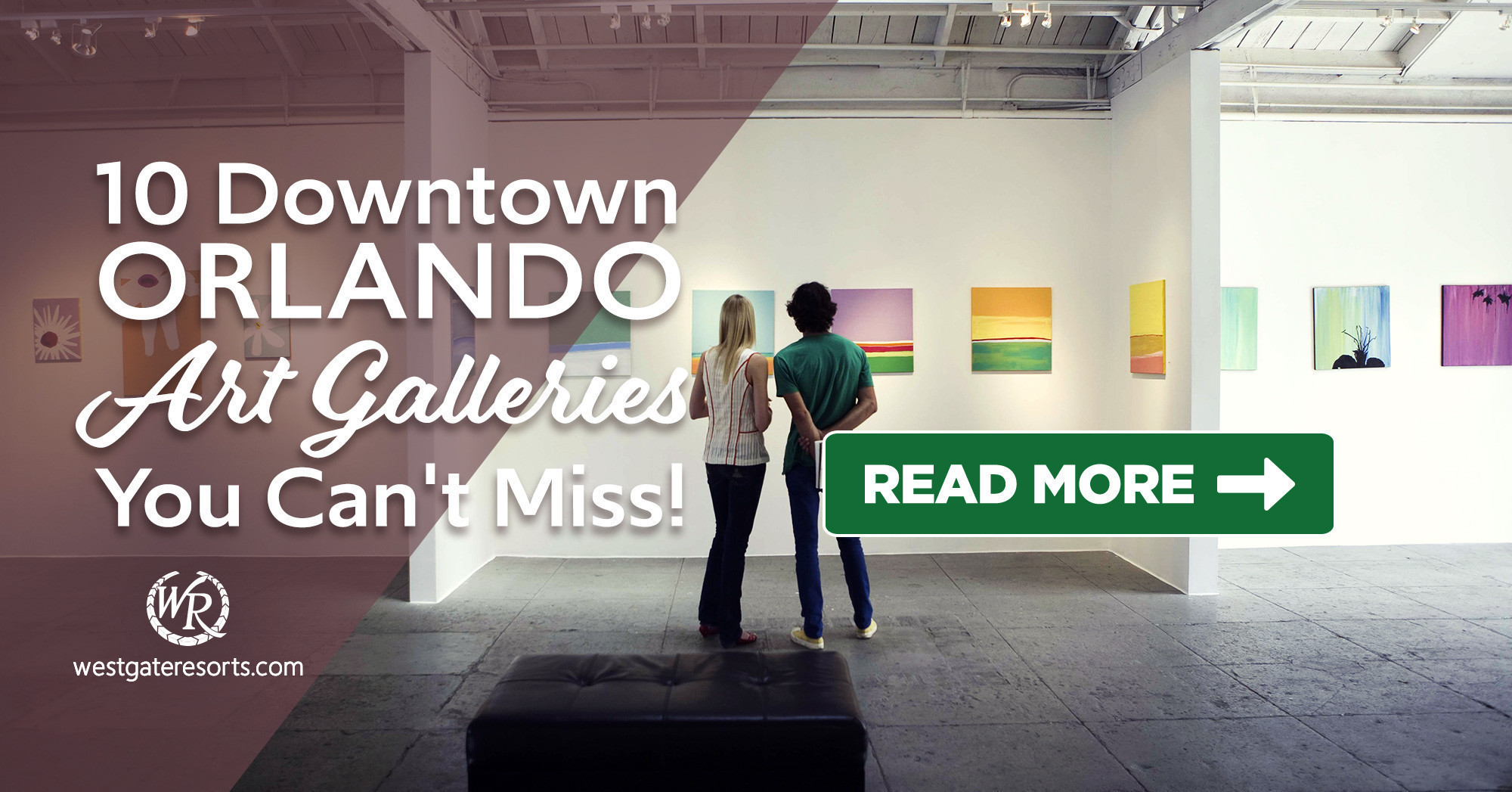 10 Downtown Orlando Art Galleries You Can't Miss!