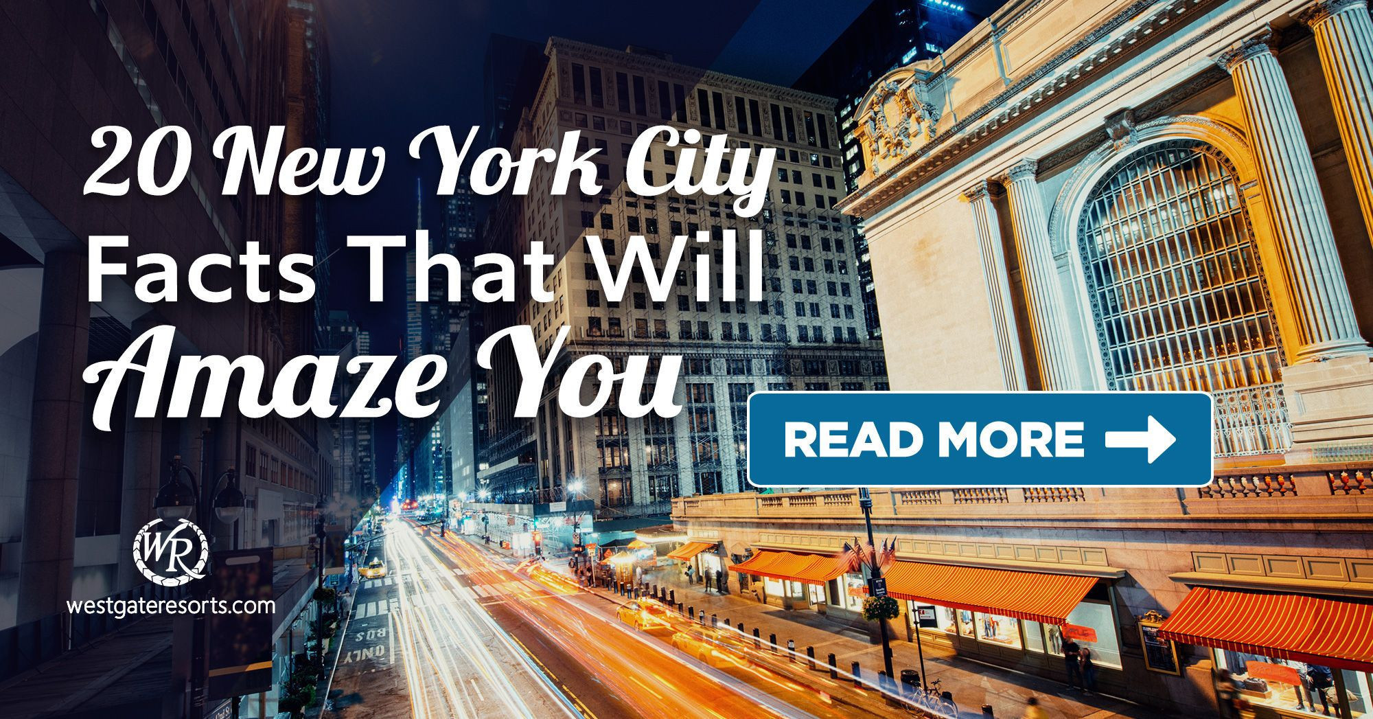 20 New York City Facts That Will Amaze You