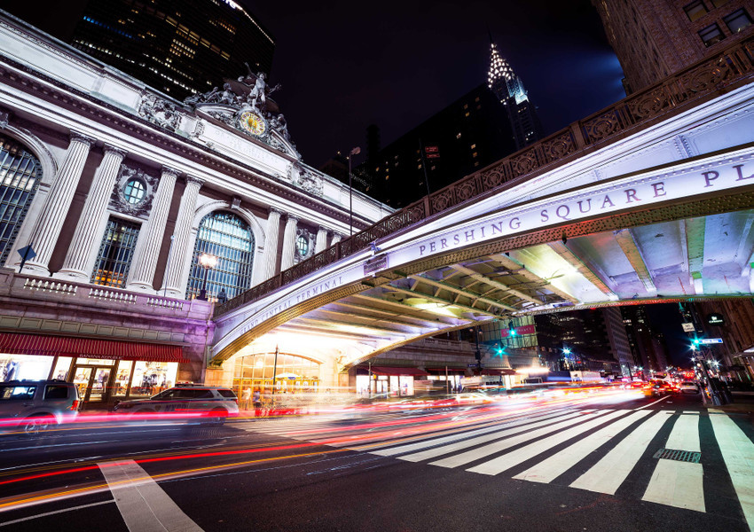 Grand Central Station Night Time | Westgate New York Grand Central