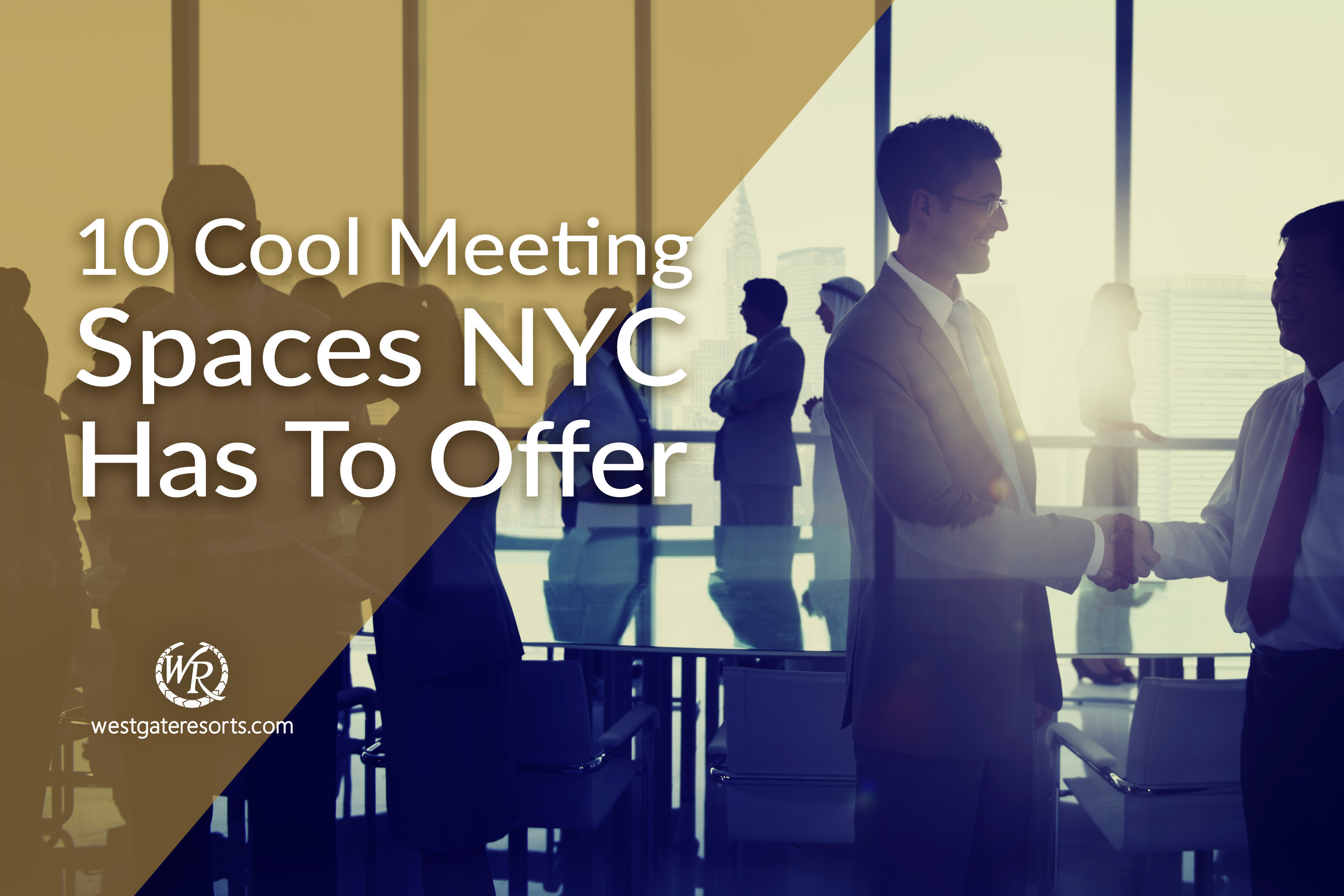 10 Cool Meeting Spaces NYC Has To Offer (UPDATED 2021)