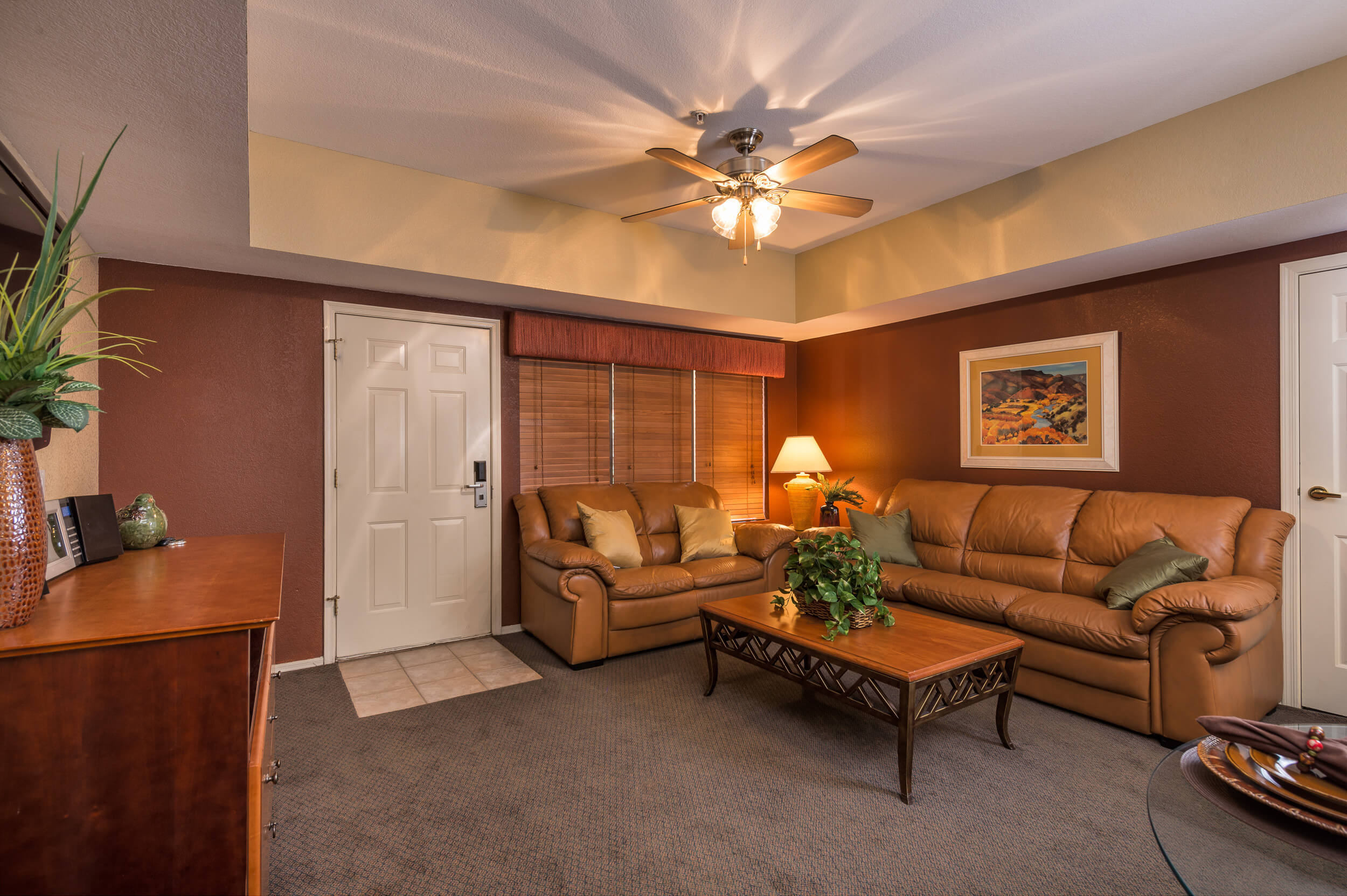 Entrance to spacious villa | Westgate Painted Mountain Golf Resort | Westgate Resorts Mesa AZ