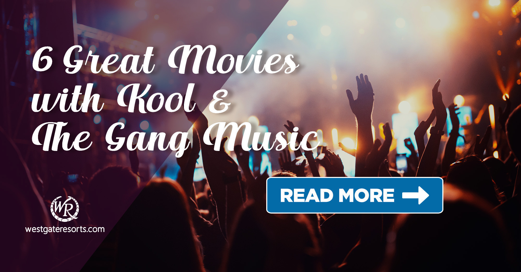 6 Great Movies with Kool & The Gang Music