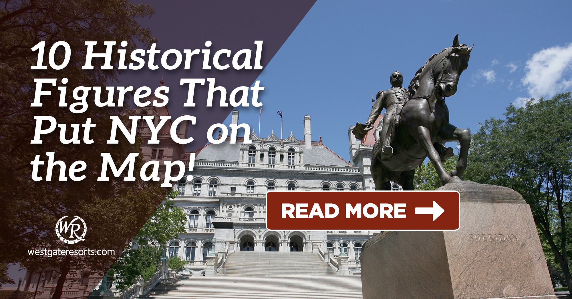 10 Historical Figures That Put NYC on the Map!