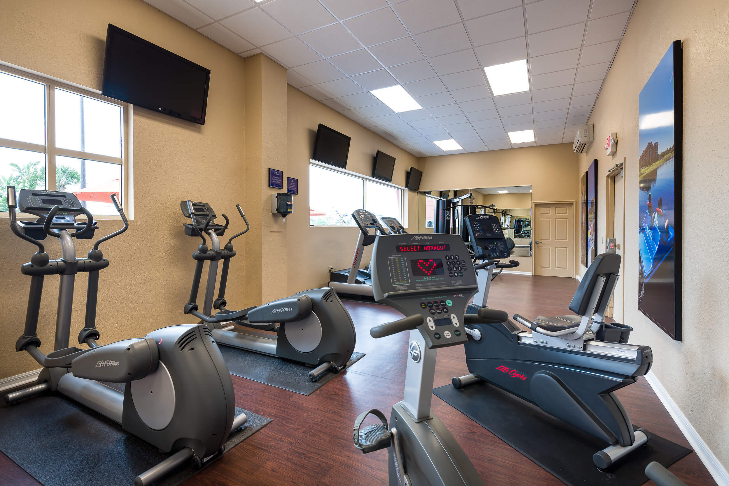 Fitness Center | Westgate Palace Resort | Orlando, FL | Westgate Resorts