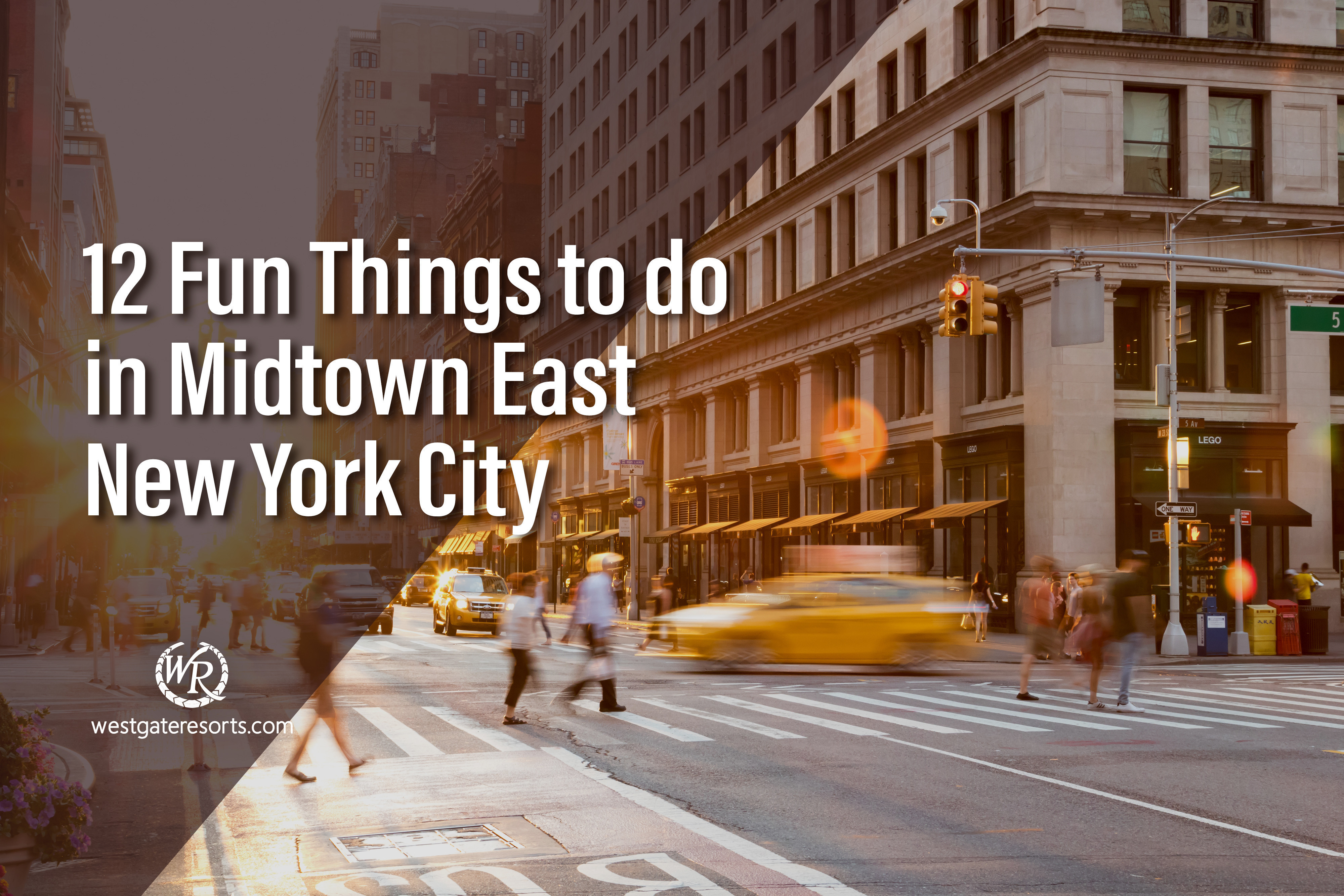 12 Fun Things to do in Midtown East New York City