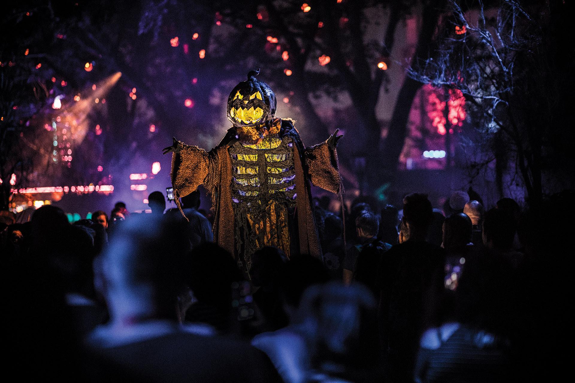 The World's Premier Halloween Event | Universal Orlando