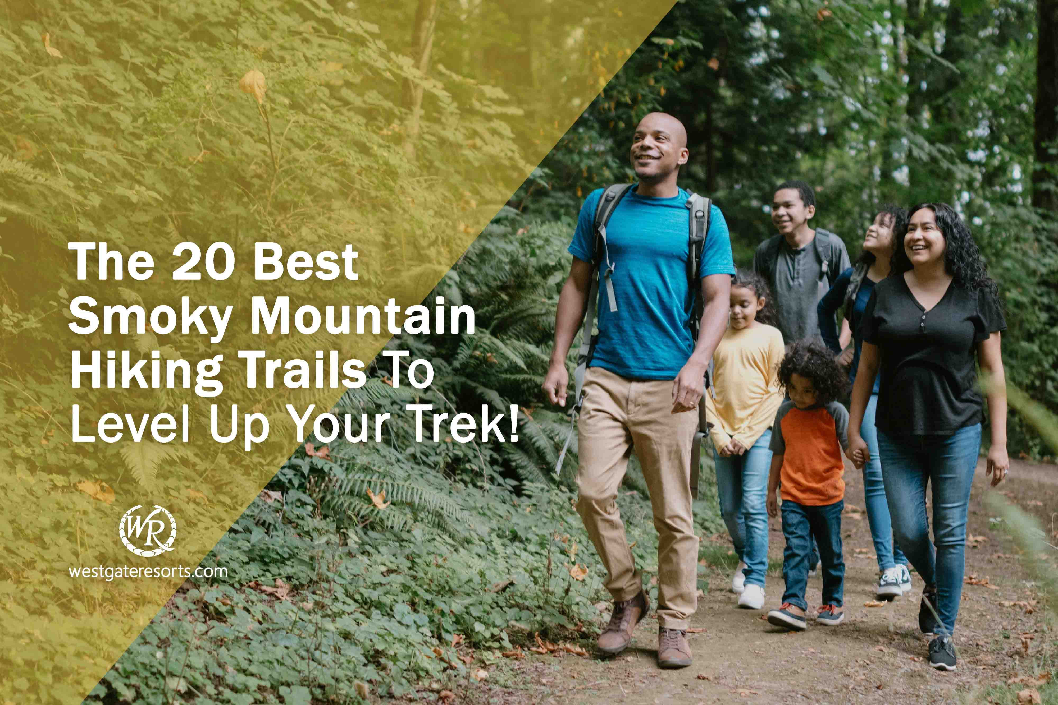 20 Best Smoky Mountain Hiking Trails To Level Up Your Trek!