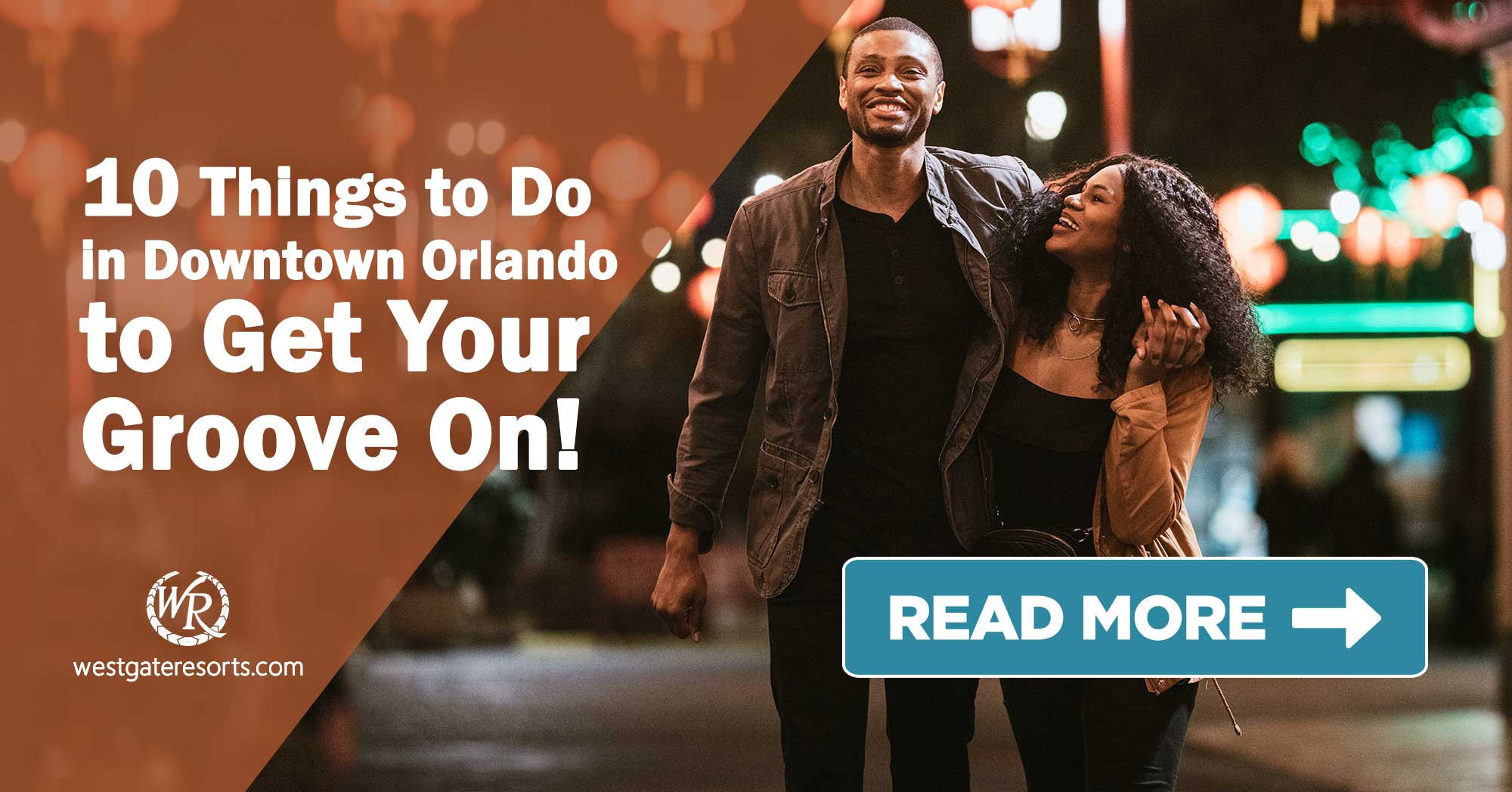 10 Things to Do in Downtown Orlando to Get Your Groove On!