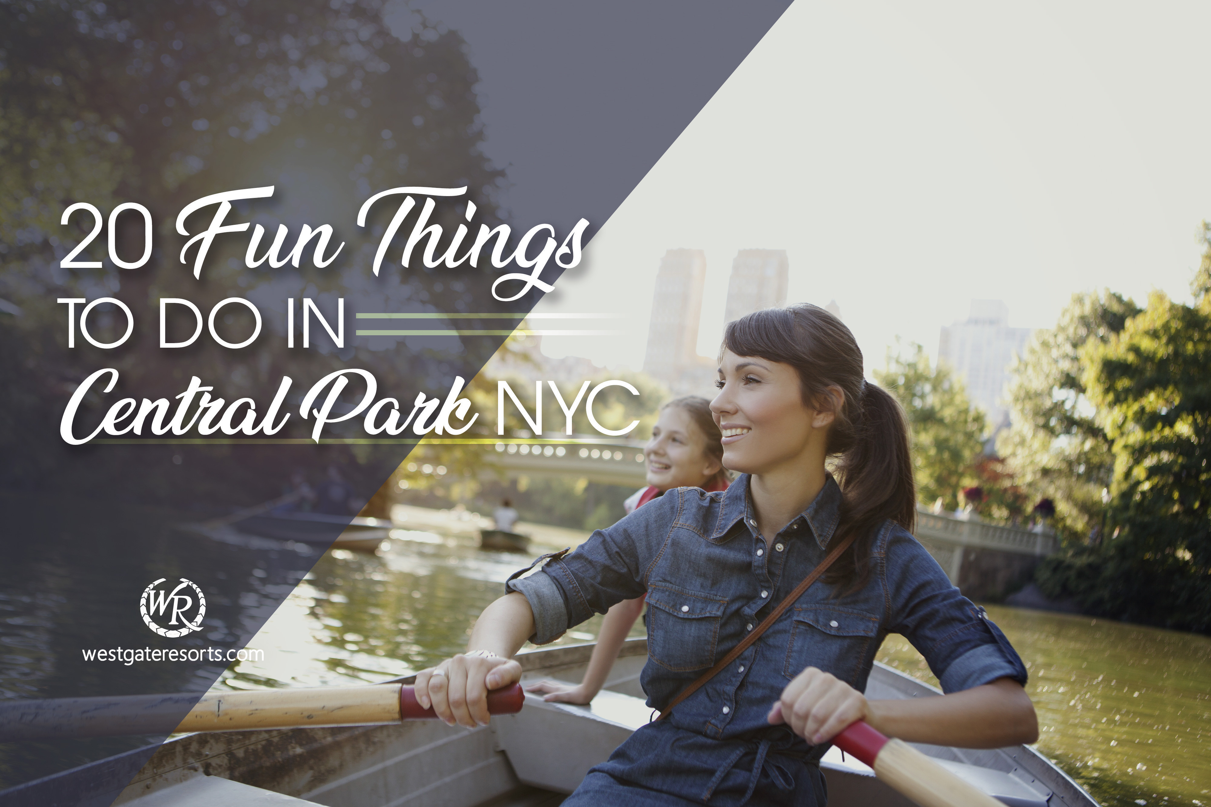 20 Fun Things to do in Central Park NYC