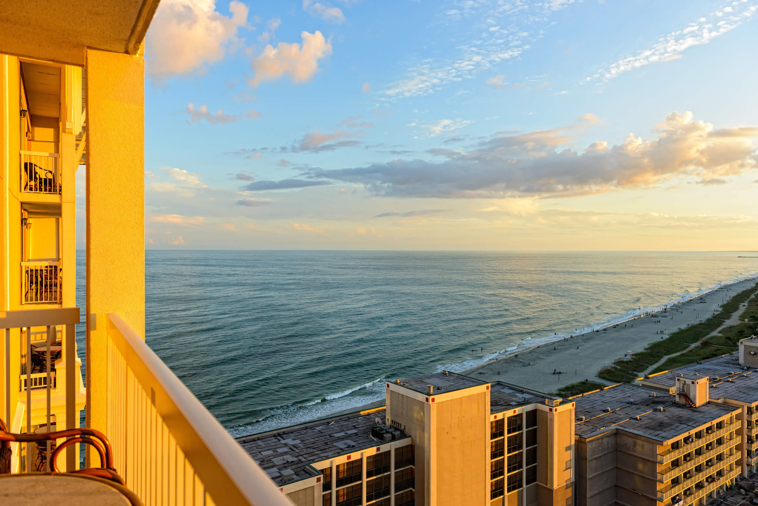 One Bedroom Ocean View Villa | Westgate Myrtle Beach Oceanfront Resort | Westgate Resorts & Condos in Myrtle Beach