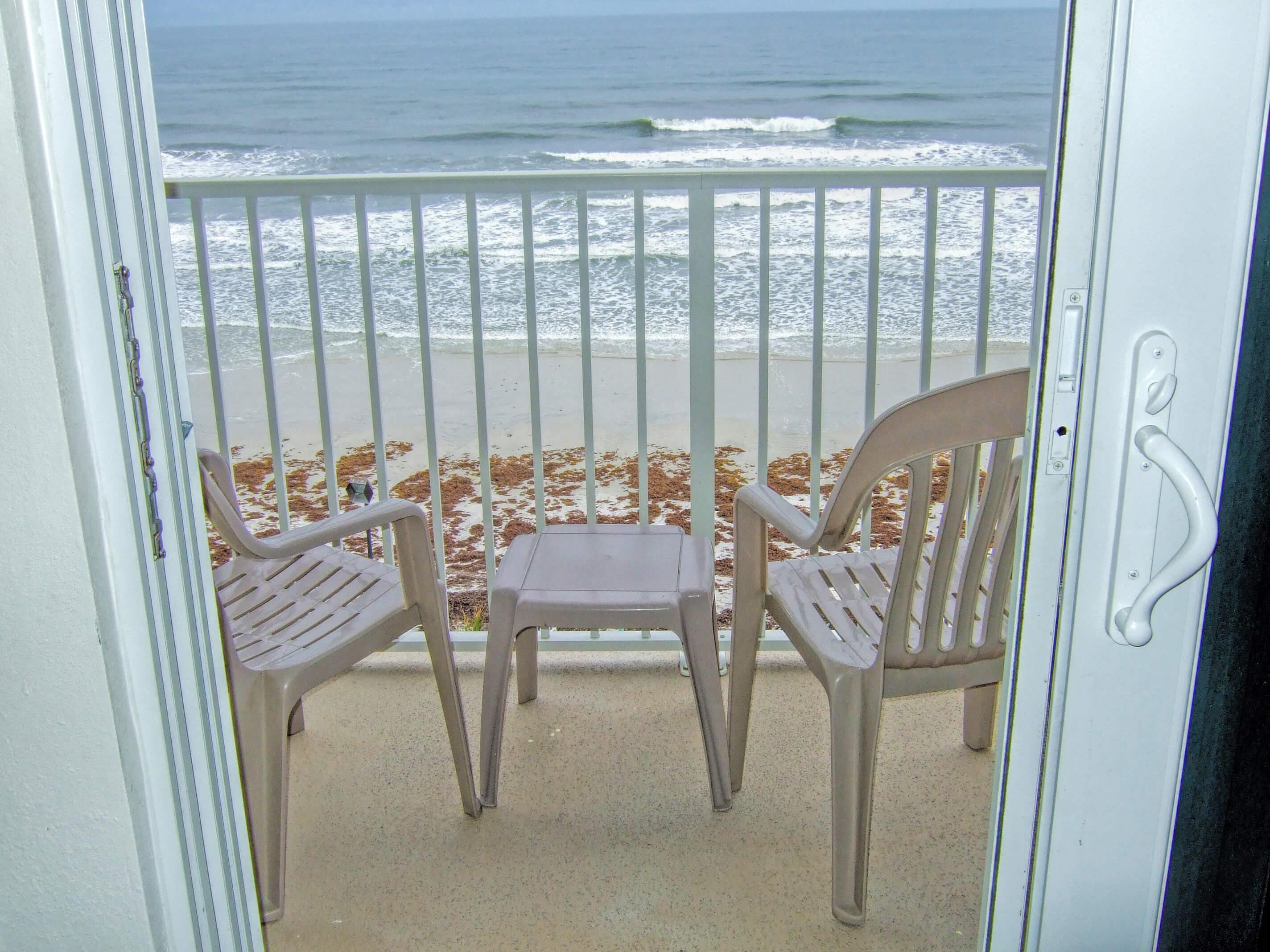 One-Bedroom Villa with Private Balcony | Harbour Beach Resort | Westgate Resorts in Daytona Beach, FL
