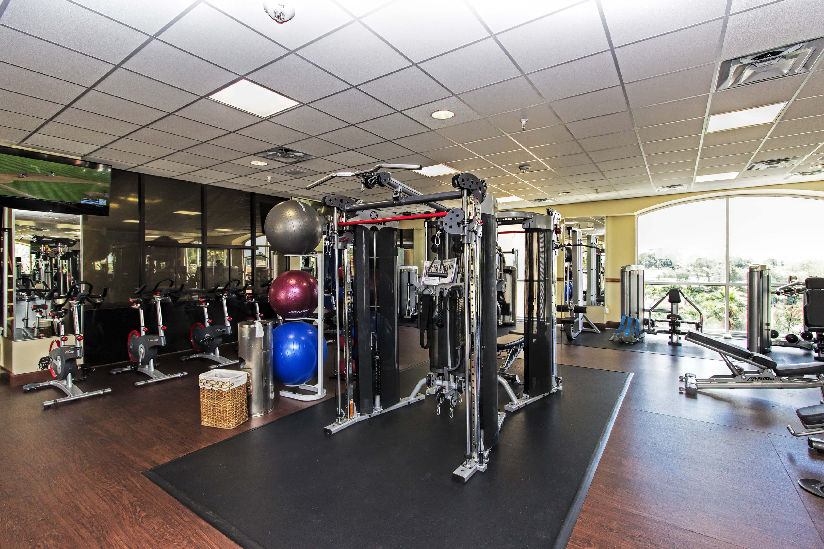 Exercise Room | Westgate Lakes Resort & Spa | Orlando, FL | Westgate Resorts