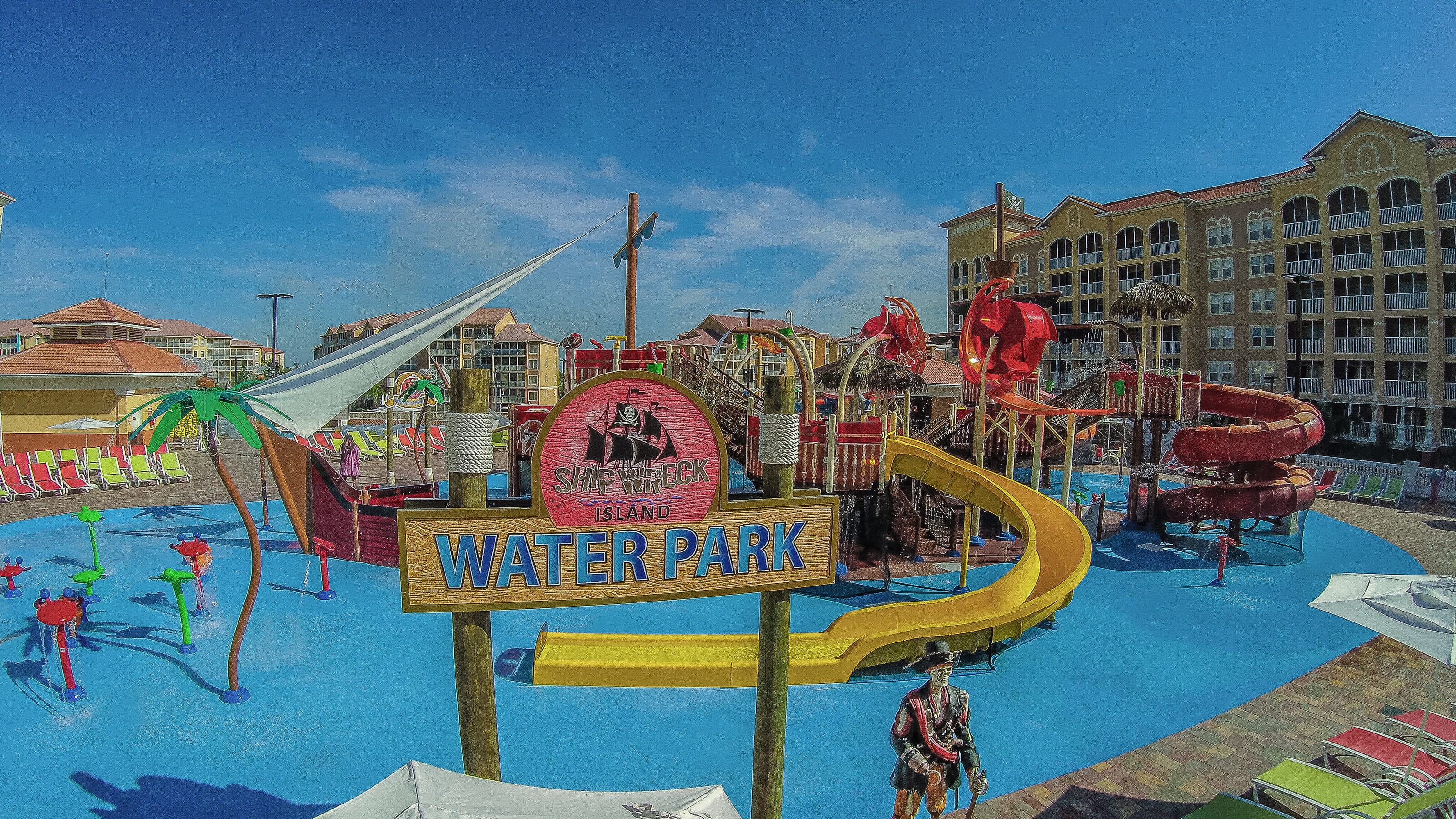 Shipwreck Island Water Park | Westgate Vacation Villas Resort & Spa | Orlando, FL | Westgate Resorts
