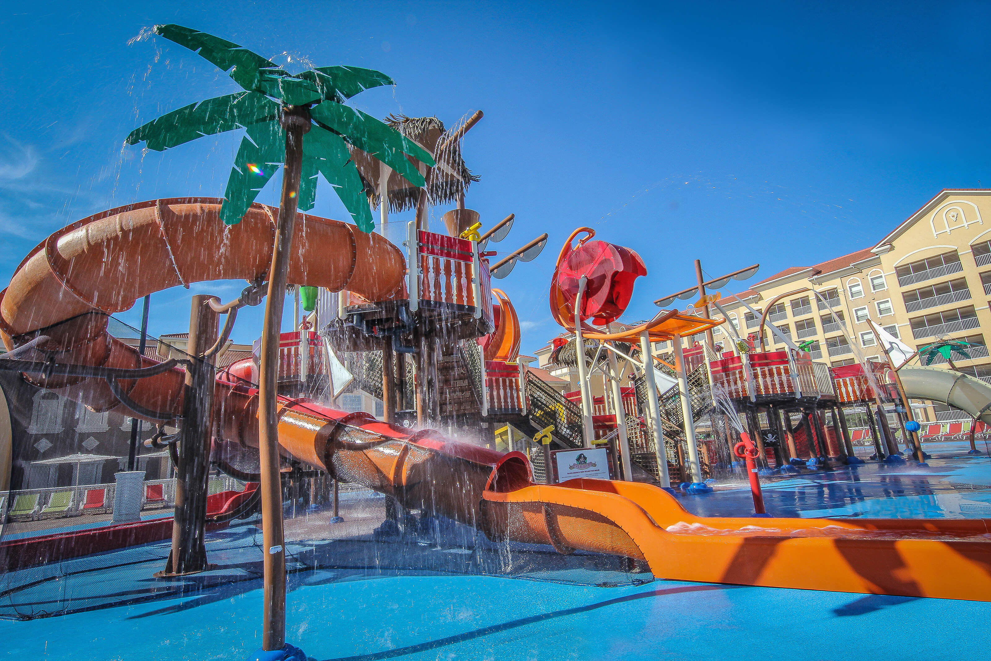 Ship Wreck Island Water Park | Westgate Town Center Resort & Spa