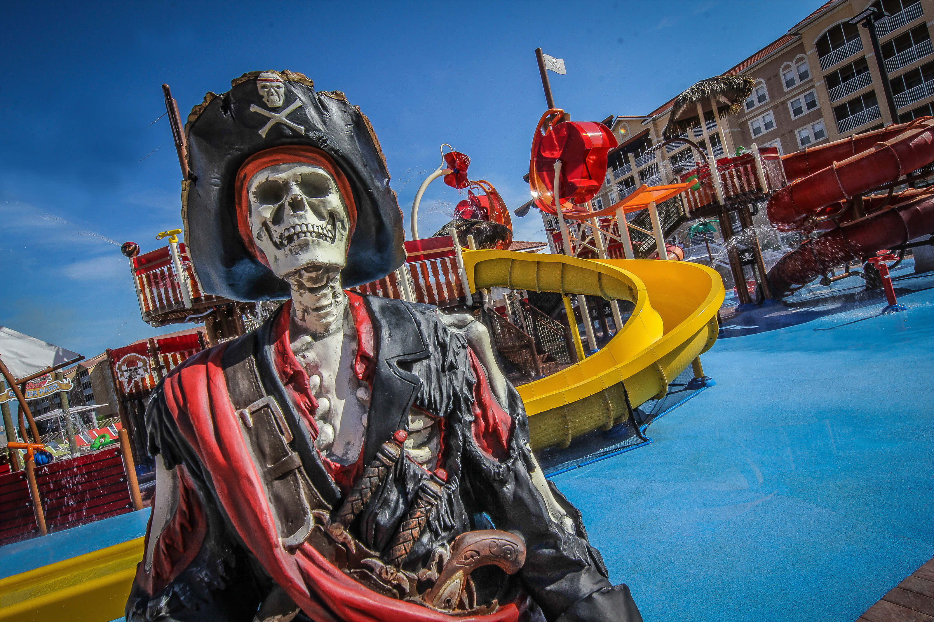 Shipwreck Island at our Orlando water park hotel | Westgate Vacation Villas Resort & Spa | Westgate Resorts