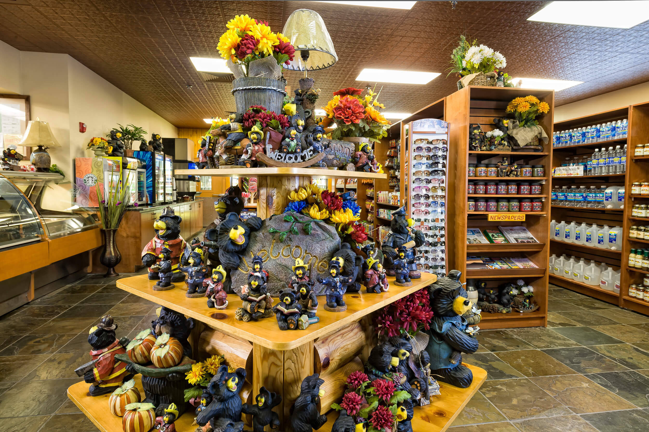 Smoky Mountain collectibles in the Marketplace | Westgate Smoky Mountain Resort & Spa