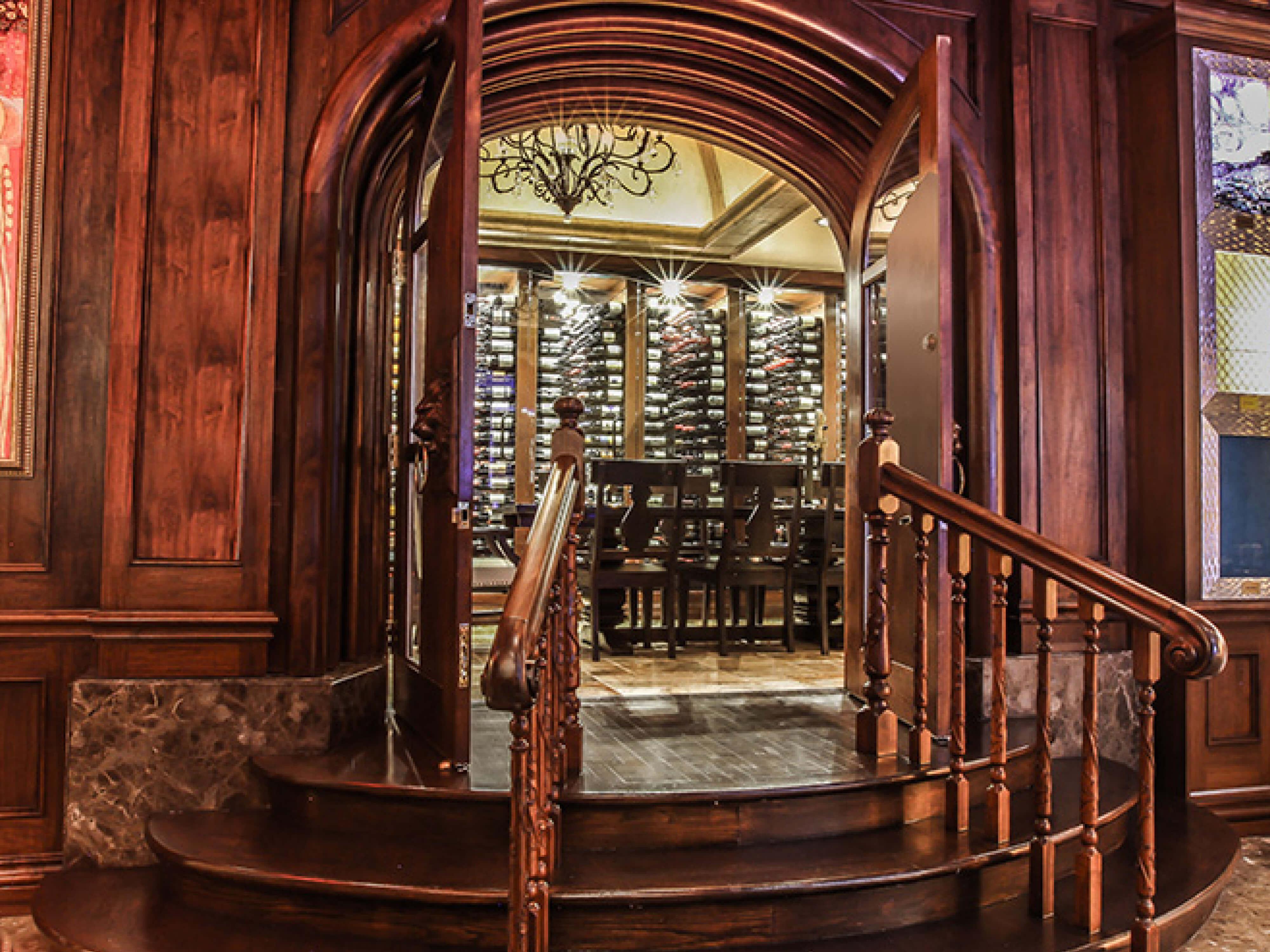 Edge Steakhouse Wine Room