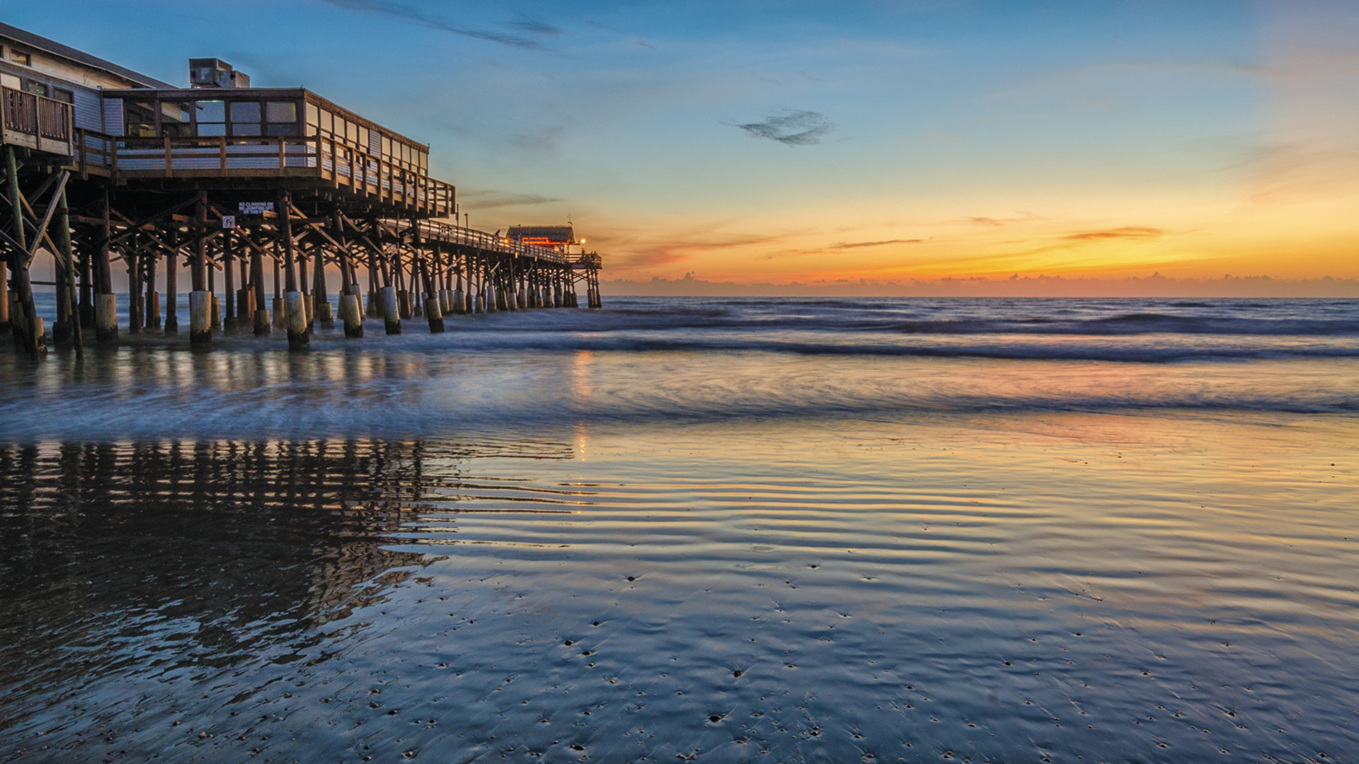 Enjoy a complimentary shuttle to and from the world-famous Cocoa Beach Pier when you stay at Westgate Cocoa Beach Resort