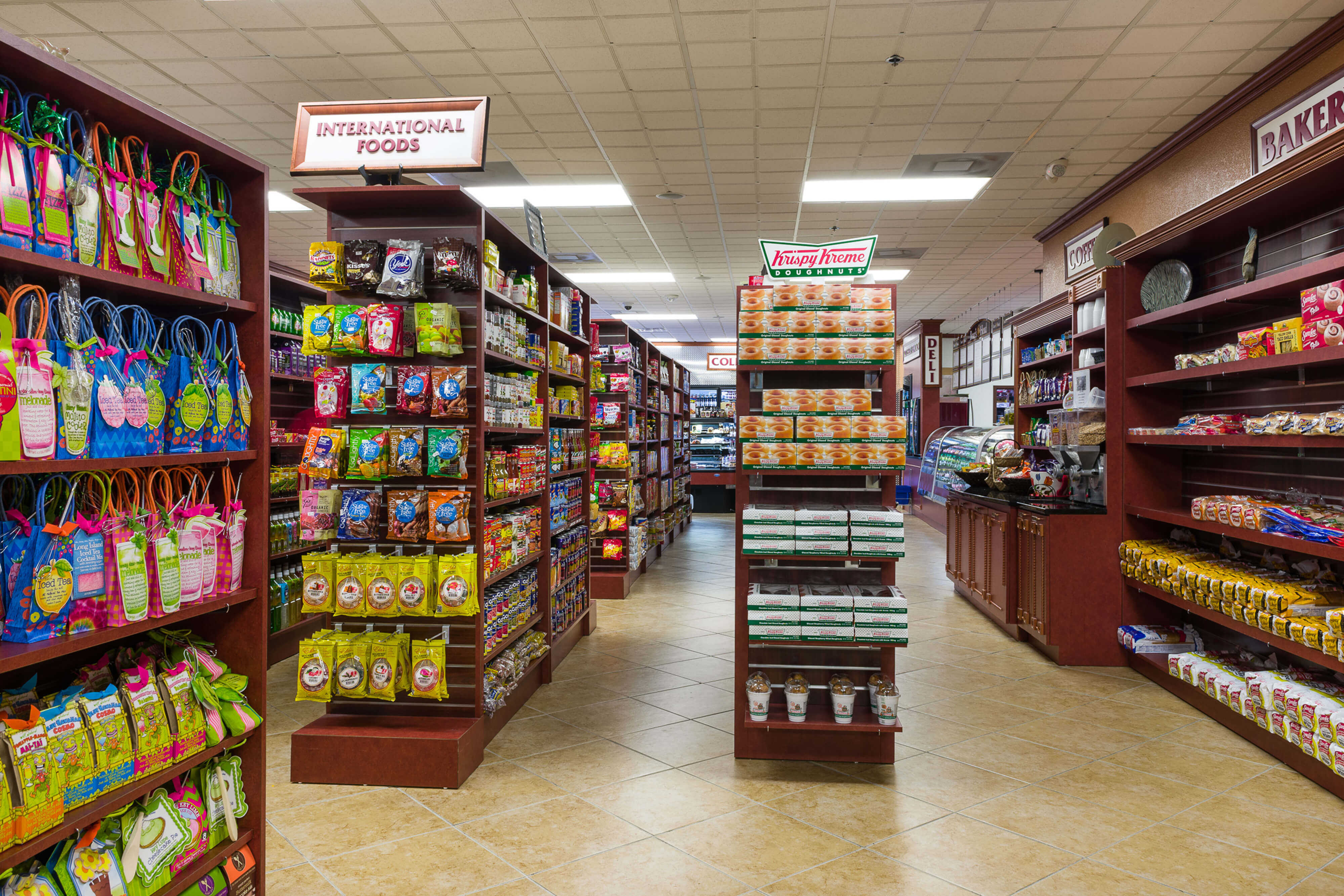 Marketplace and Grocery Store at our Branson Hotel near Roark Valley Road | Groceries Westgate Branson Woods Resort