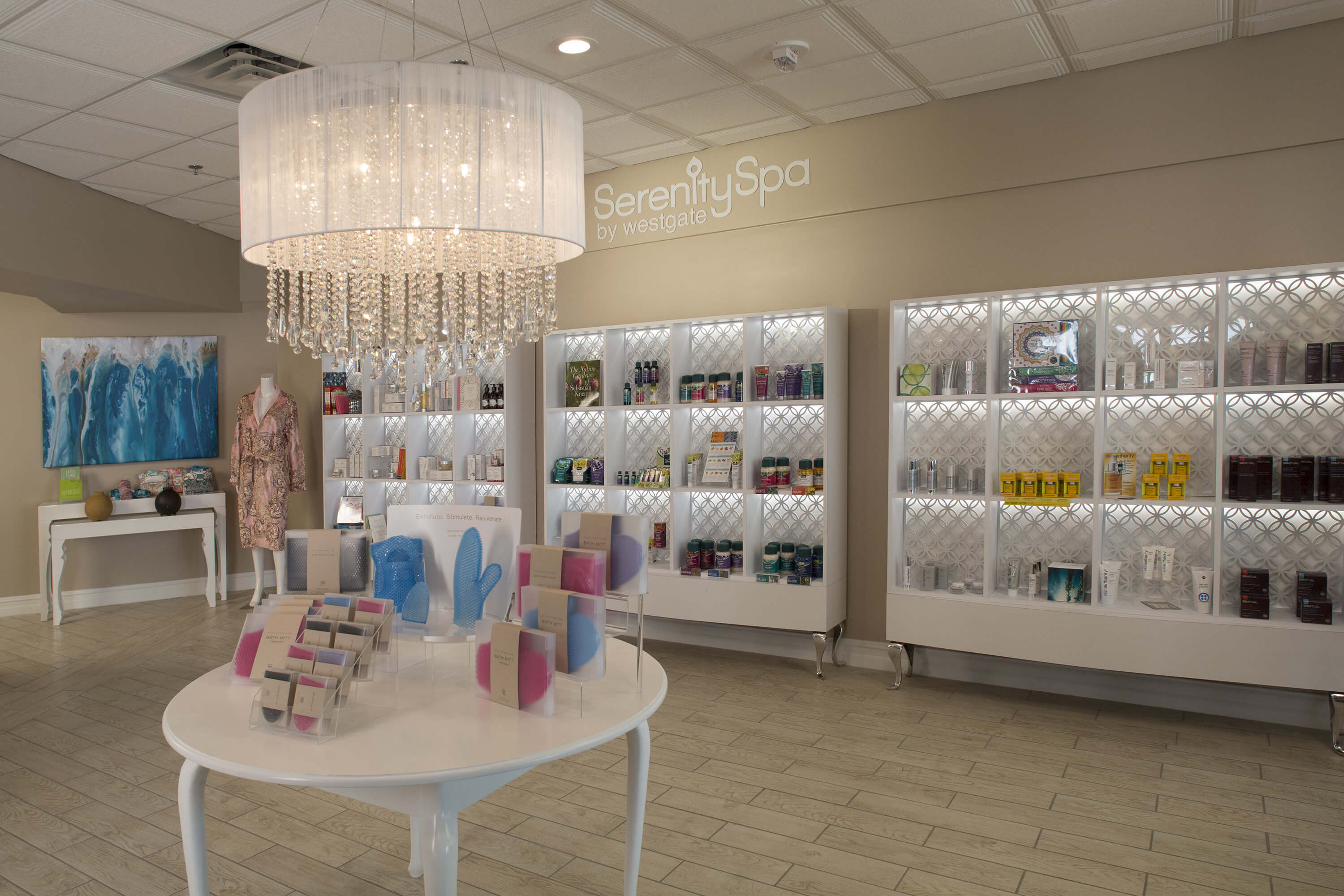 Spa Retail Shop | Westgate Las Vegas Resort