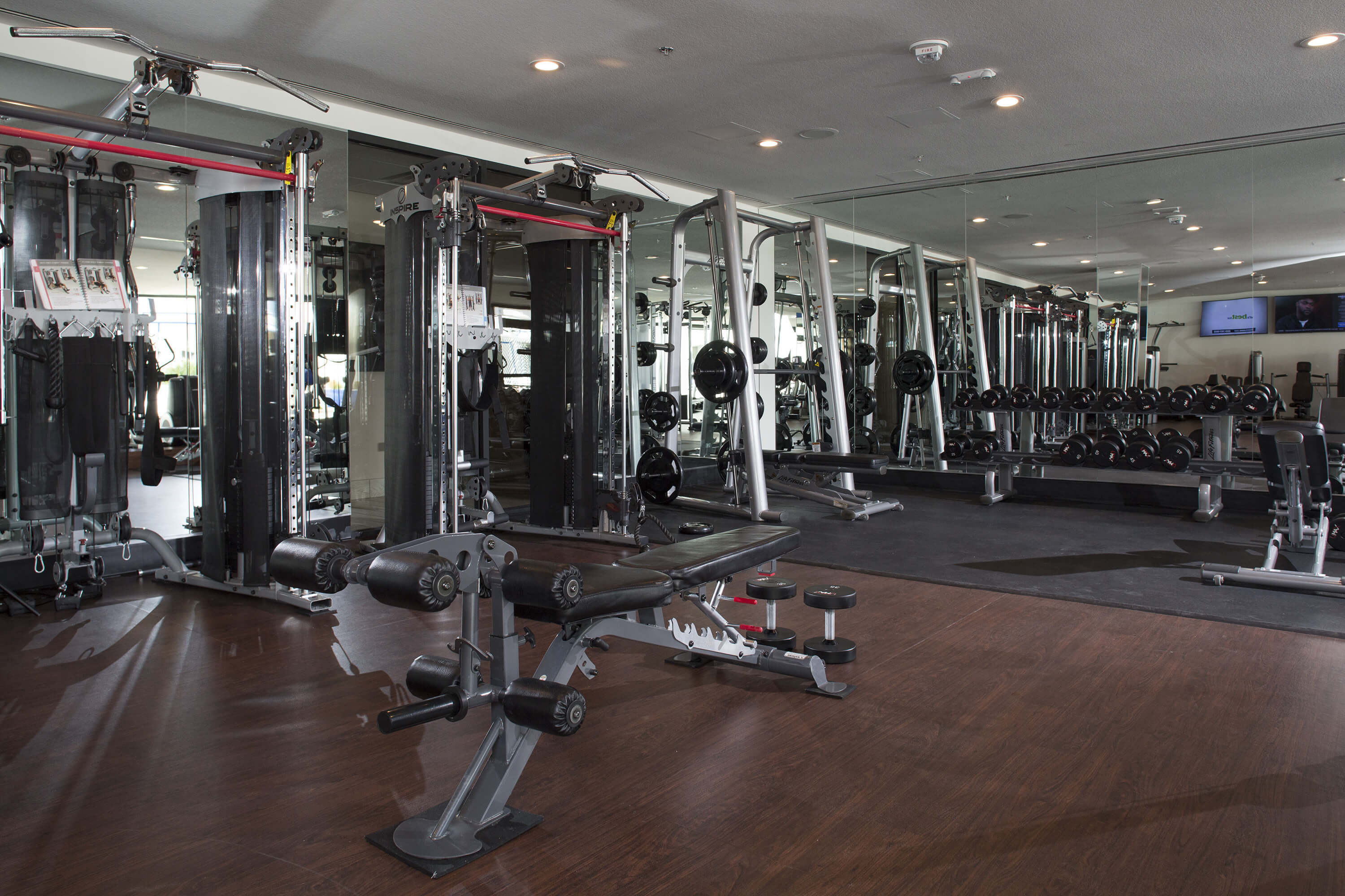 Does Westgate Mountain Smoky Resort Have a Gym or Fitness Center