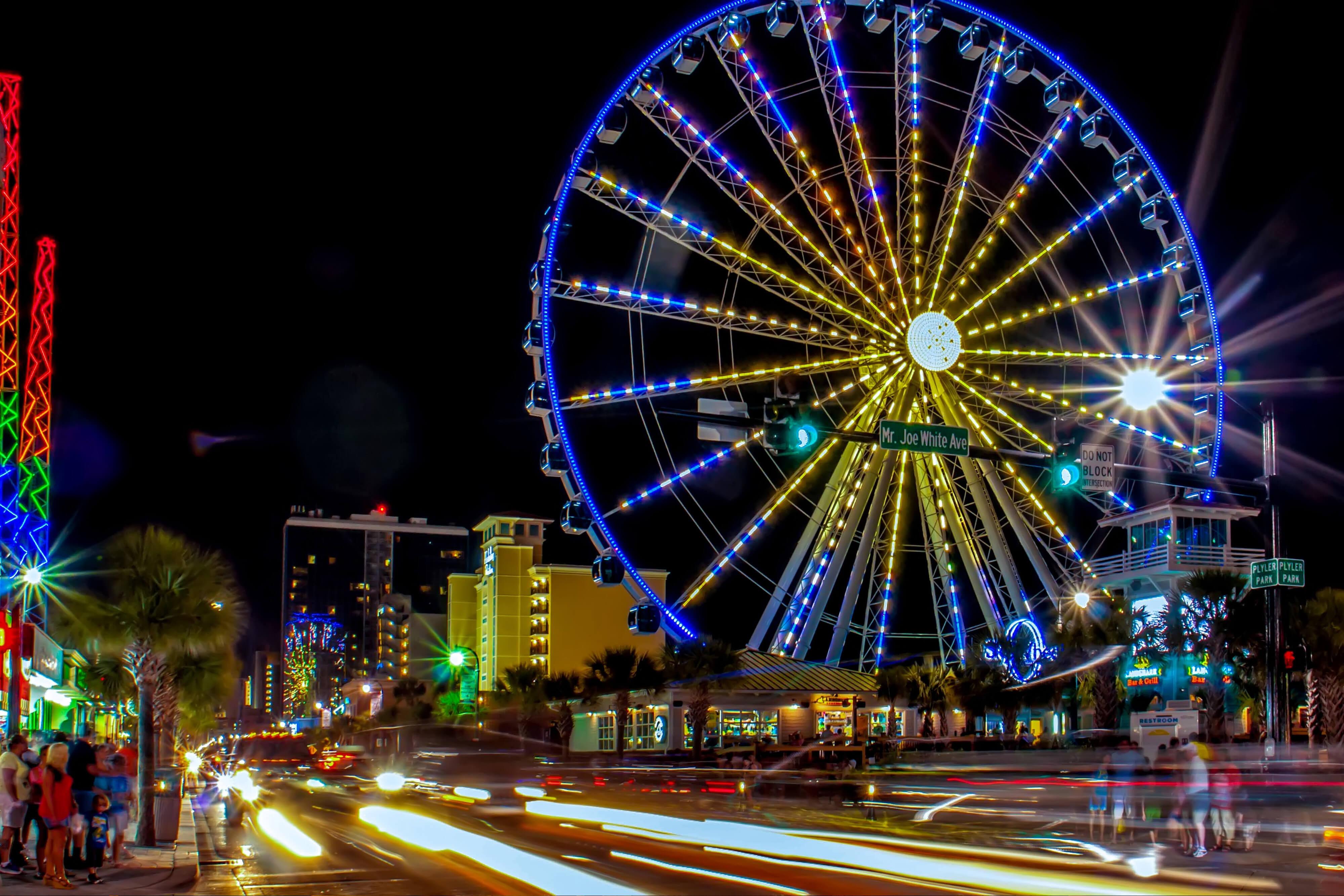 Dollywood Summer Celebration - ferris wheel