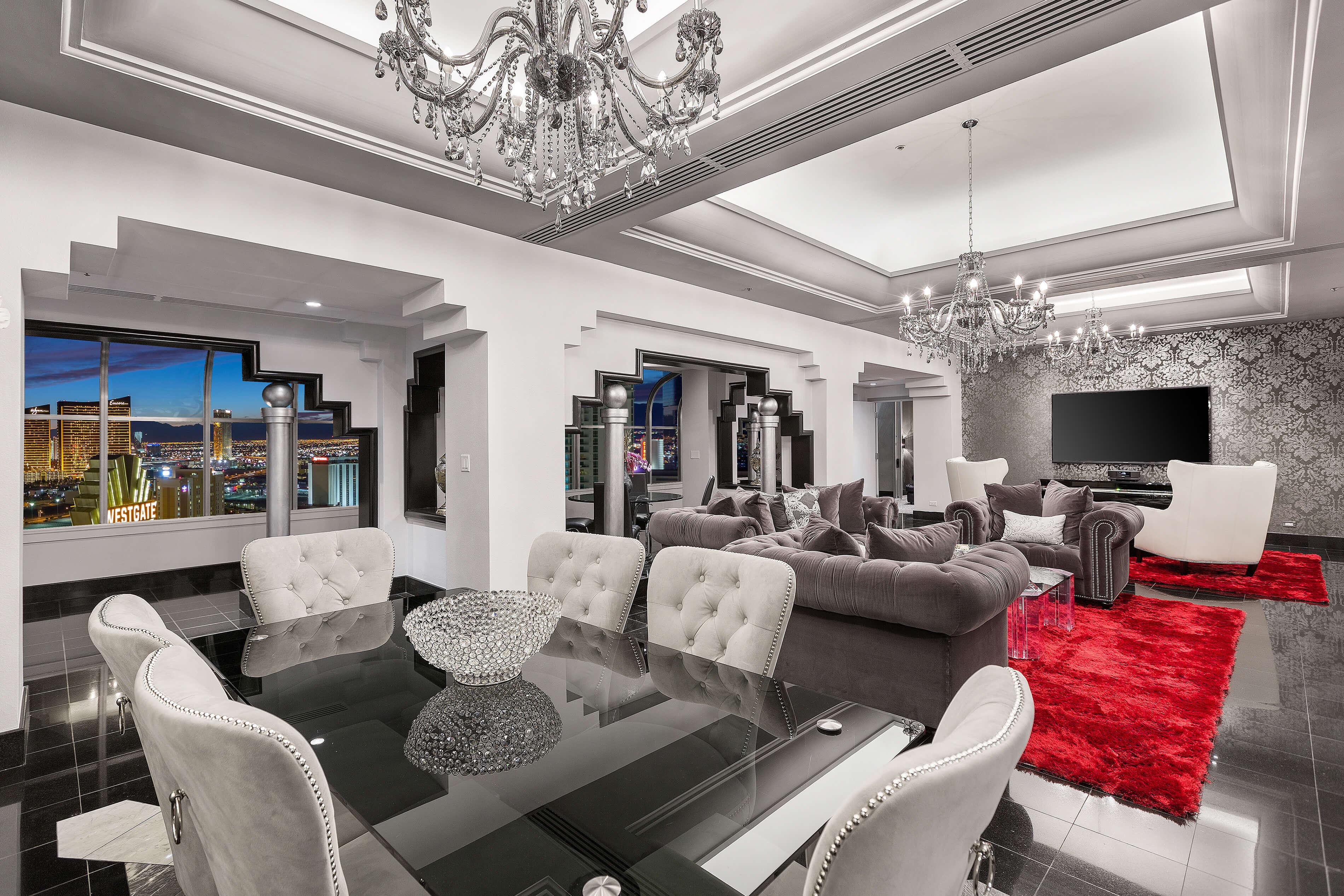 Posh Private Las Vegas Suites - Westgate Las Vegas