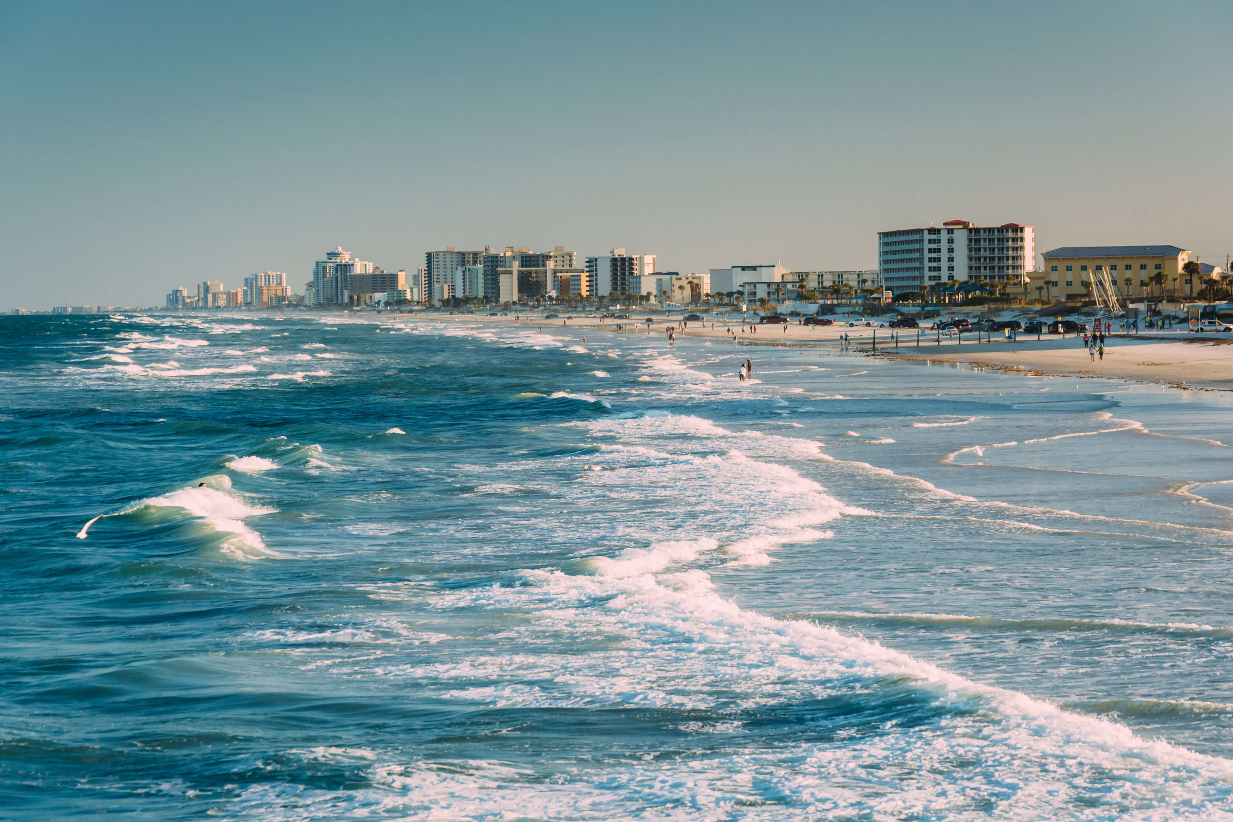Daytona Beach, Florida | Cheap Easter Weekend Breaks for 2020 | Places to Go Easter Weekend 2020