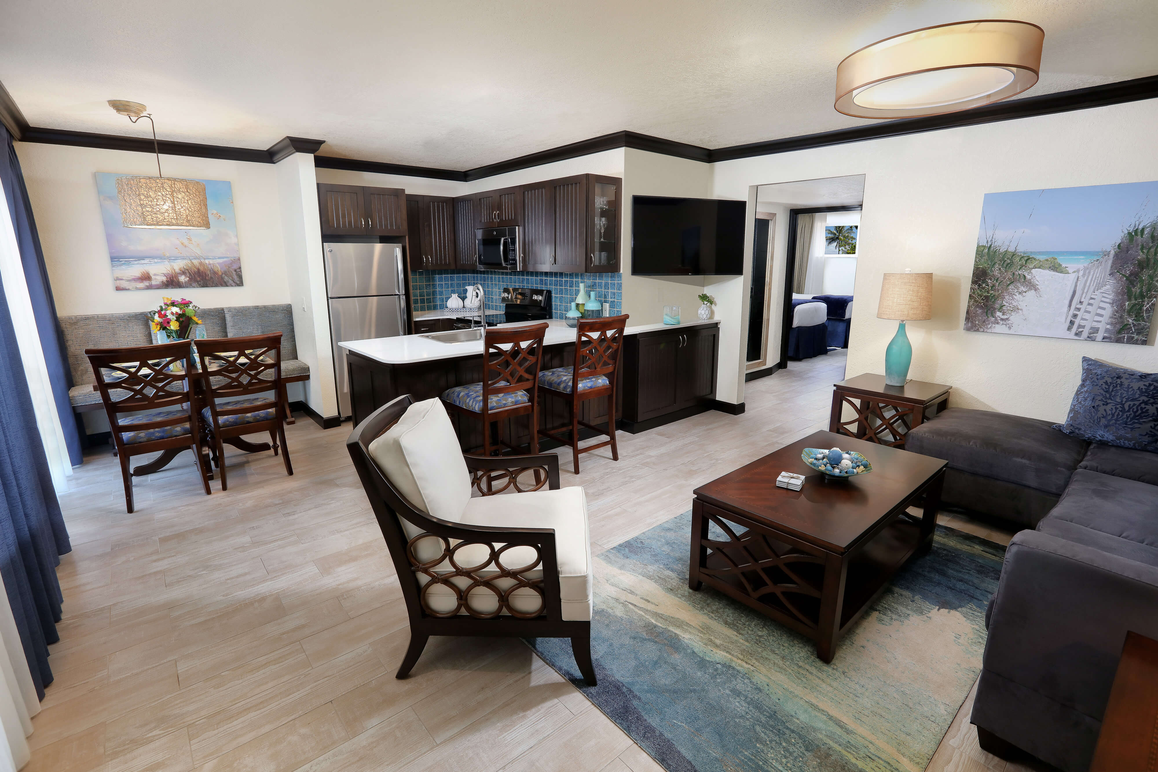 Signature Two Bedroom Suites in Cocoa Beach FL | Westgate Cocoa Beach Resort