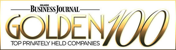 Orlando Business Journal Golden 100