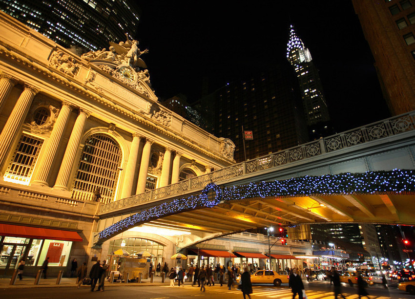 Tour Grand Central Station